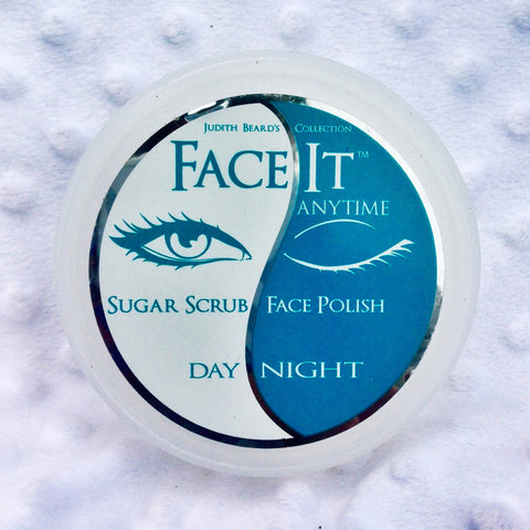 Face It™ Anytime Sugar Scrub Face Polish
