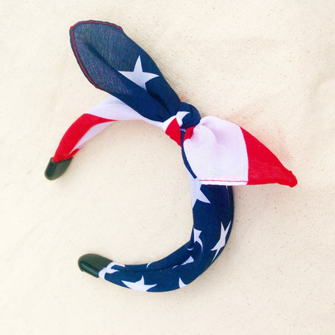 The Tilted Bow™ Fourth of July Collection