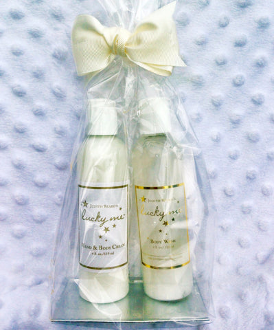 Lucky Me™ Hand & Body Cream and Body Wash Gift Set