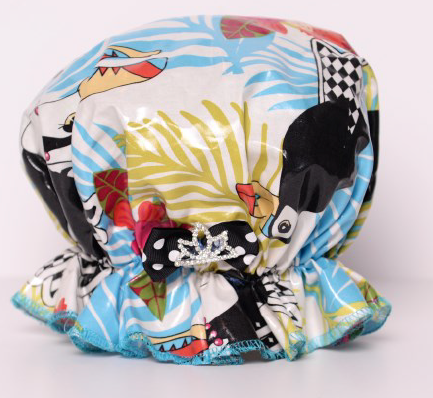 Save The Do™ Tropical Bird Shower Cap