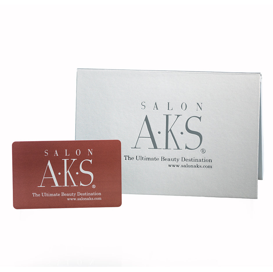 Gift Card for Services