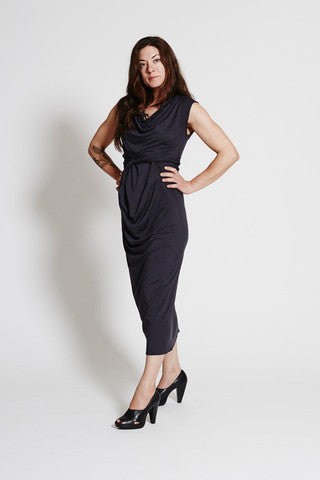 METAmorph full length dress - in stock