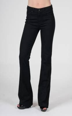 Paige Denim Rising Glen Super High Rise Boot Cut - in stock