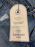 Fidelity Denim Belvedere - Shindo Blue