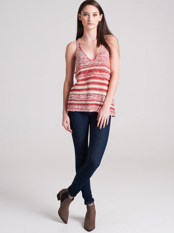 Press Knit Tank PS171017