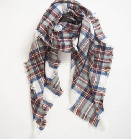 Scout Blanket Scarf