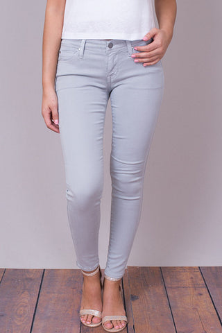 Mila Crop Hush - Fidelity Denim
