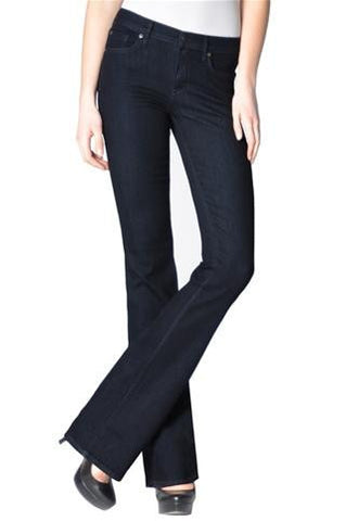 Lily High Rise Bootcut - Varsity Dark Fidelity Denim