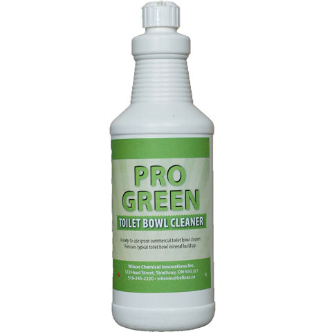 Pro-Green Bowl Cleaner - 12 X 1L/Case