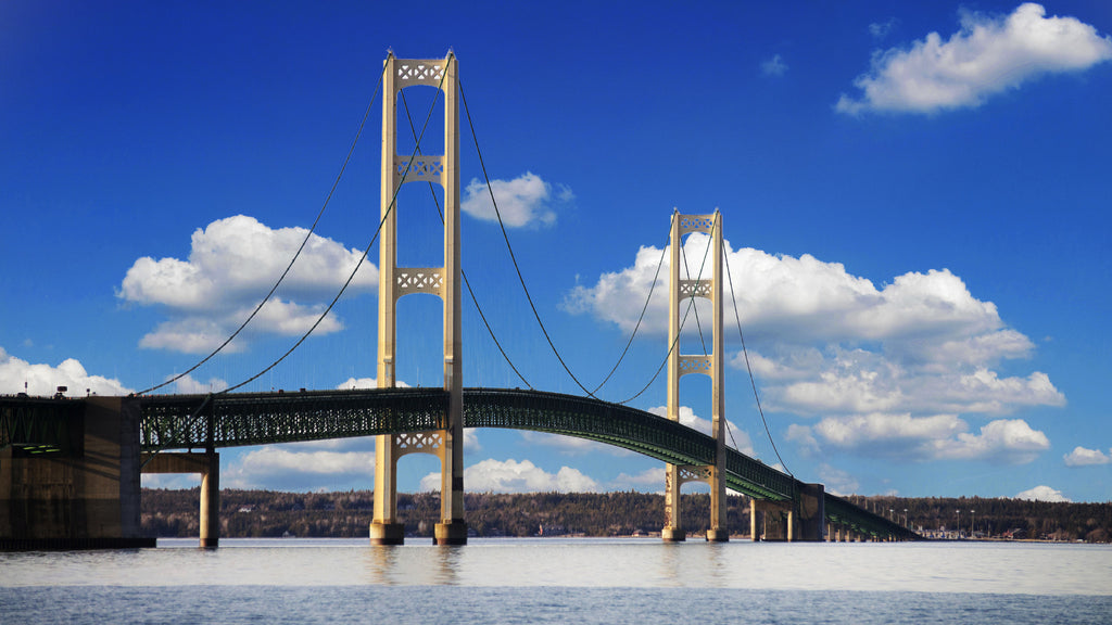 Mackinac Bridge 2016 - From Image to Video