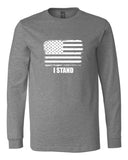 I Stand - Long Sleeve Tee