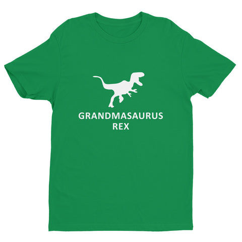 Grandma-saurus Rex - Short sleeve men's t-shirt