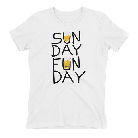 Sunday Funday - Women's t-shirt