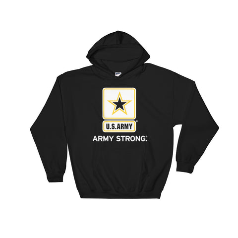 Army Strong - Hooded Sweatshirt