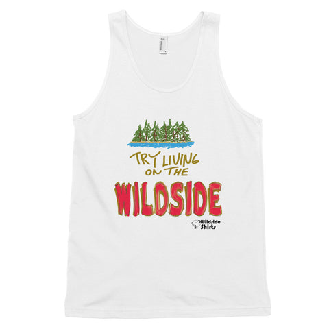 Livin' On the Wildside - Classic tank top (unisex)