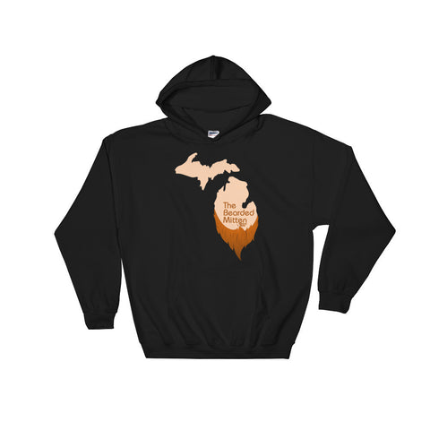 The Bearded Mitten - Hooded Sweatshirt