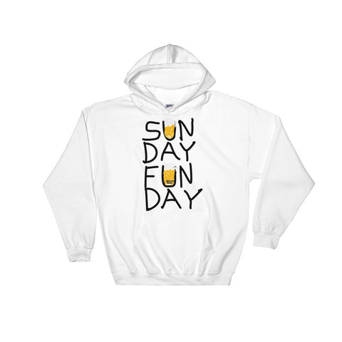 Sunday Funday - Hooded Sweatshirt