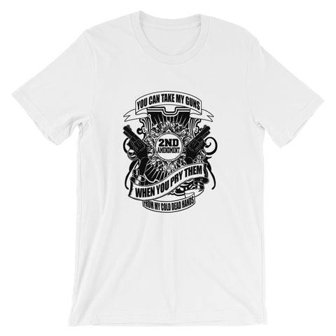2nd Amendment - Short-Sleeve Unisex T-Shirt