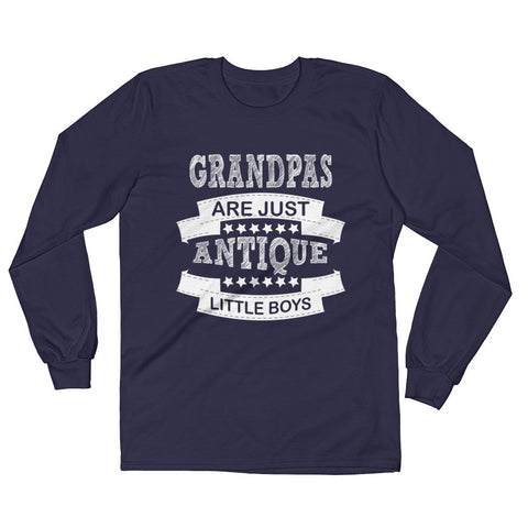Grandpas Are the Best! - Long Sleeve T-Shirt