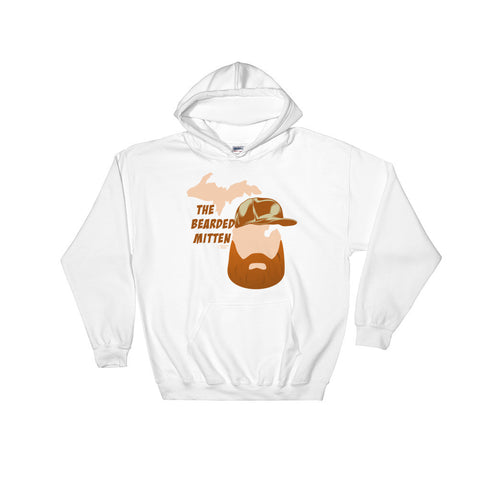 Garibaldi Beard - Hooded Sweatshirt