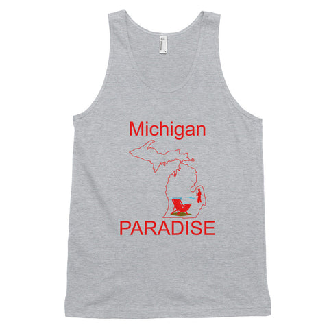 Michigan Paradise - Classic tank top (unisex)