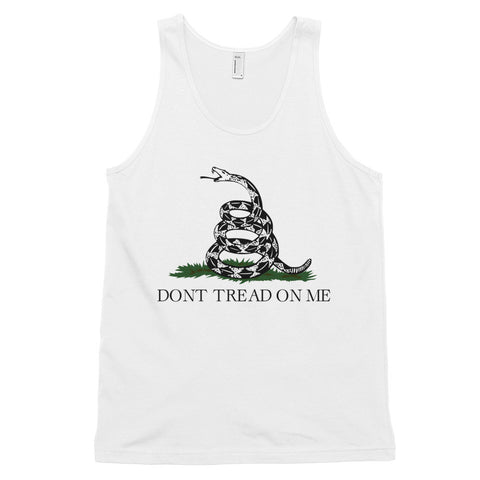 Don't Tread On Me - Classic tank top (unisex)