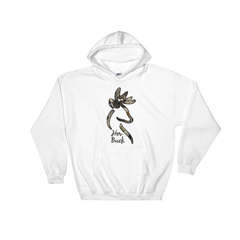 Her Buck - Hooded Sweatshirt