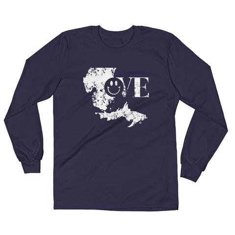 Love Michigan - Long Sleeve T-Shirt