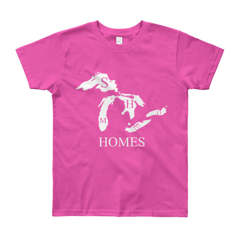 H.O.M.E.S. - Youth Short Sleeve T-Shirt