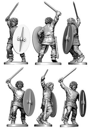 Gauls due to be released mid February