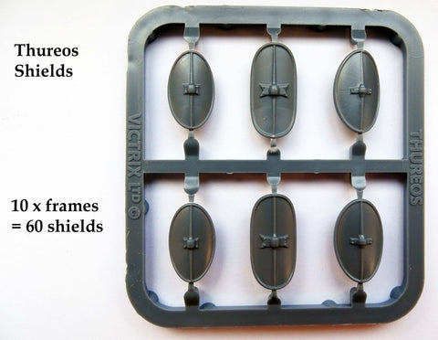 Ancient Shield Sprues from Victrix (28mm) 1_Thureos_shield_large