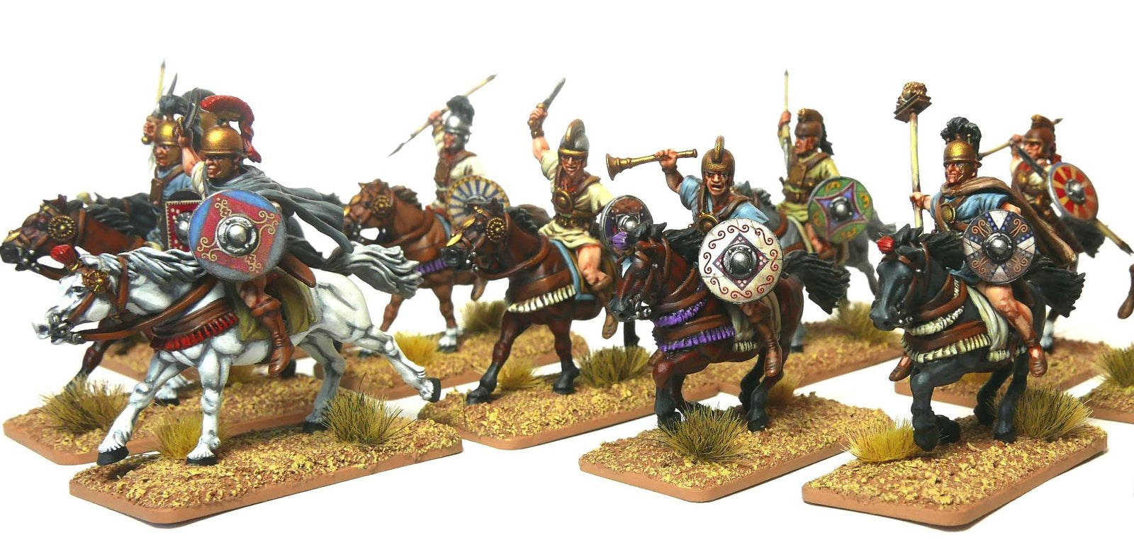Victrix Ltd | 28mm & 54mm Plastic Figure Sets | Napoleonic