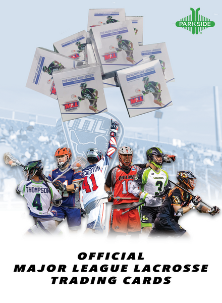 2019 MLL Trading Cards - Box