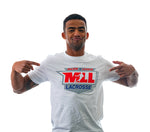 MLL Logo Short Sleeve T-Shirt (White)