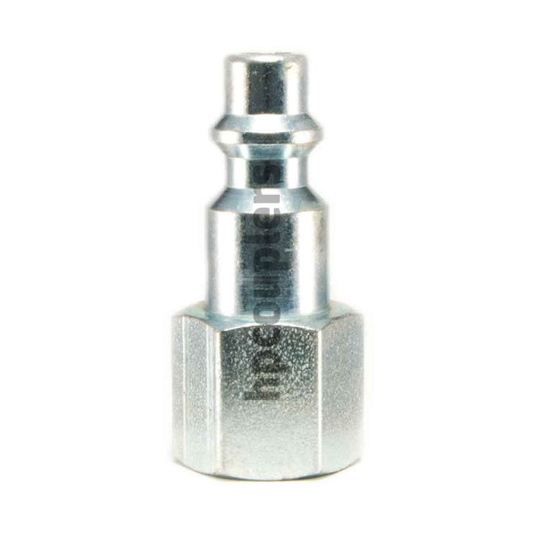 "Foster 11-3, 3 Series, Industrial Plug, 1/4"" Female NPT, Steel"