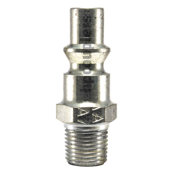 "Foster 210-12, Aro 210 Series, Plug, 1/8"" Male NPT, Steel"