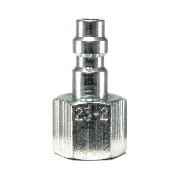 "Foster 23-2, 2 Series, Industrial Plug, 1/8"" Female NPT, Steel"