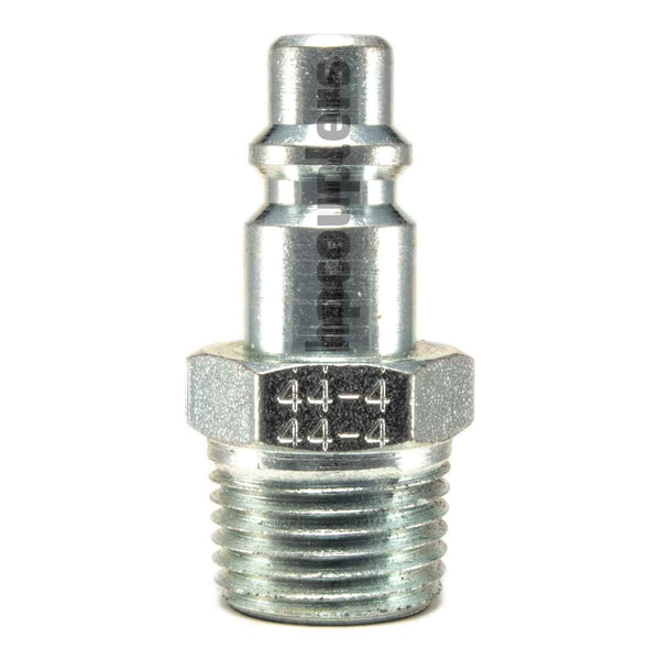 "Foster 44-4, 4 Series, Industrial Plug, 1/2"" Male NPT, Steel"