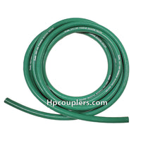 "Flexfab 5521-100, 1"" x 5 ft Green Premium Silicone Heater Hose, 1.00"""