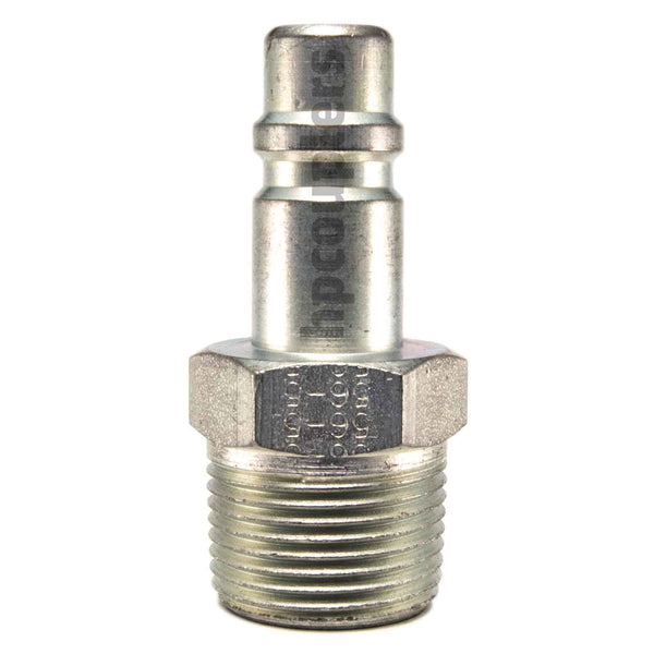 "Foster 56-5, 5 Series, Industrial Plug, 3/4"" Male NPT, Steel"