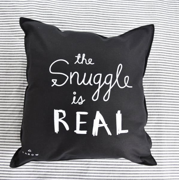 The Snuggle is REAL (Black)