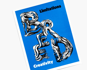 Limitations Breed Creativity Print
