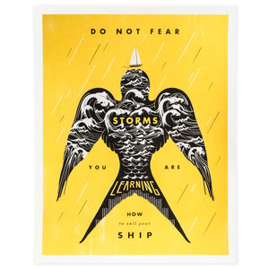 Do Not Fear Storms