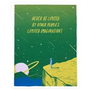 Never Be Limited