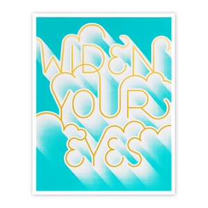 Widen Your Eyes