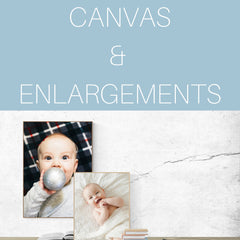 Canvas and Print Enlargements