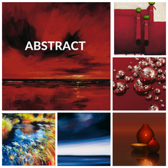 Abstract Art Print Collection