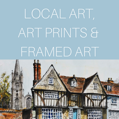 Local Art, Framed Art and Art Prints Collection