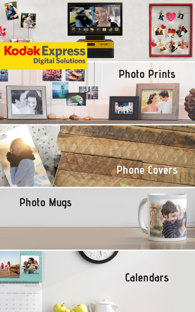 KODAK EXPRESS PHOTO & GIFT PRINTING – art@home