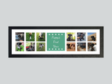 Puppy -  First Year Multi Aperture Photo Frame